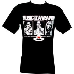 Music Iz a Weapon