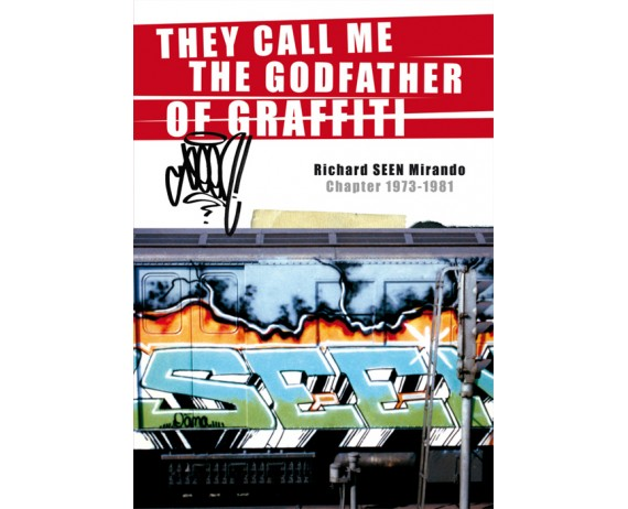 They call Me The Godfather Of Graffiti (Chapter 1973-1981)