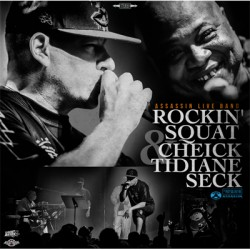 "Rockin' Squat & Cheick Tidiane Seck ""Assassin Live Band"""