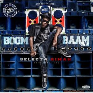 Selecta Riman Ccr Présente Boom Baam Volume 1