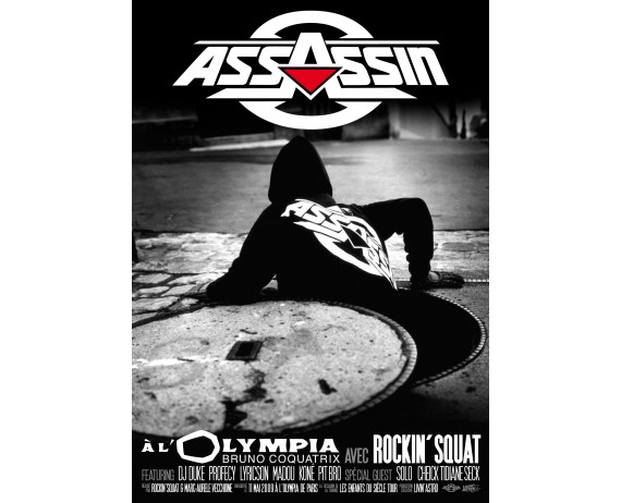 Assassin Dvd Olympia 2009