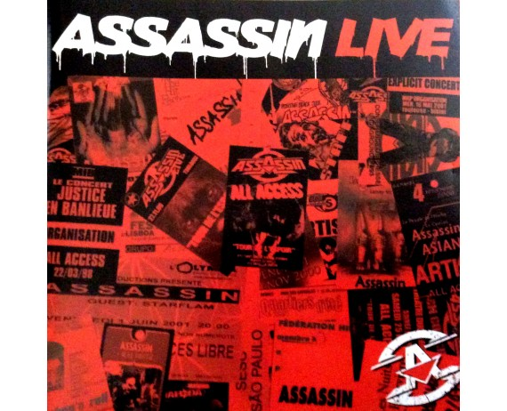 "Assassin ""Assassin Live"" Olympia 2001"