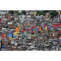 ROCINHA SLUM / RIO DE JANEIRO