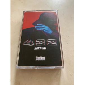 """Album RCKNSQT """"432Hz"""""""