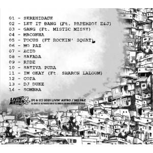 Album MO PAZ